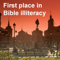 Bible Illiteracy